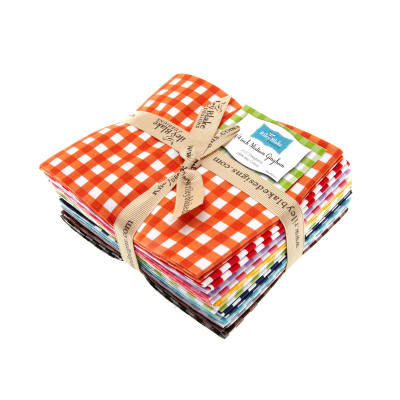 Riley Blake Basics Medium Gingham Fat Quarters