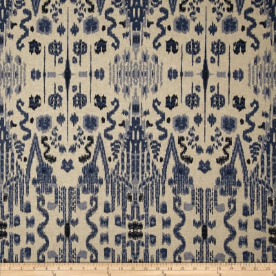 Lacefield Mumbai Indian Blue