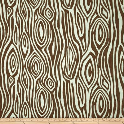 Premier Prints Willow Drew Slub Italian Brown