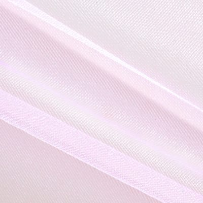 Shiny Tulle Baby Pink