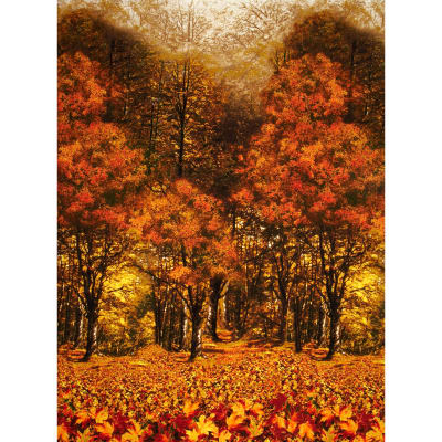 Timeless Treasures Nature Fall Landscape Autumn