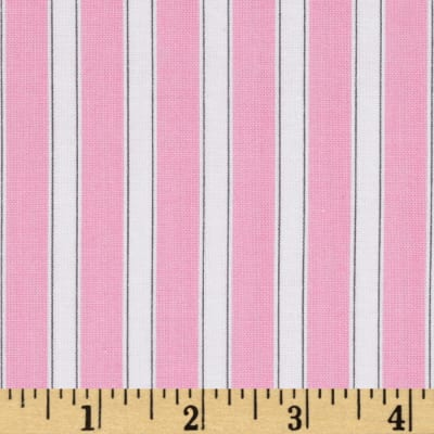 Susy Sunflower Signature Stripe Pink