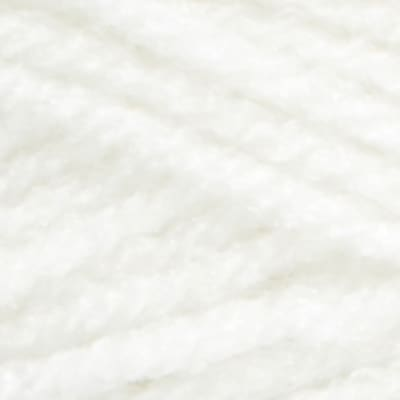 Red Heart Yarn Super Saver Jumbo 316 Soft White