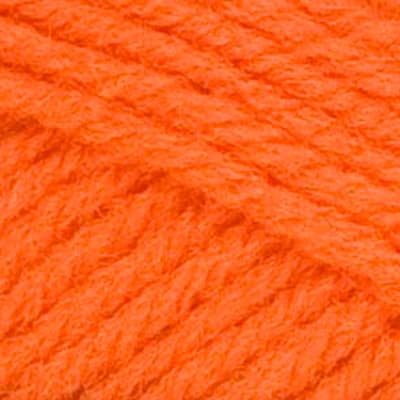 Red Heart Yarn Classic 253 Tangerine