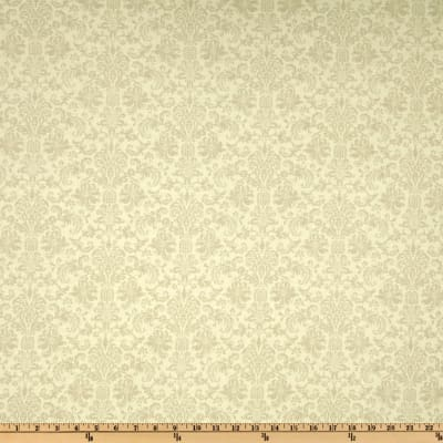 Home For The Holidays Damask Ivory