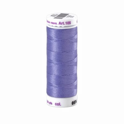 Mettler Cotton All Purpose Thread Purple Lupine