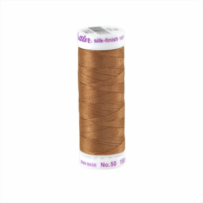 Mettler Cotton All Purpose Thread Pecan