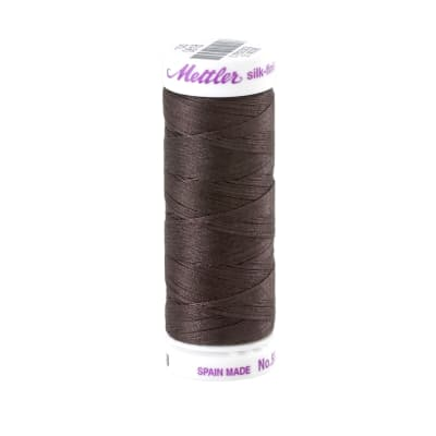 Mettler Cotton All Purpose Thread Chocolate