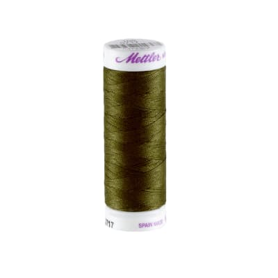 Mettler Cotton All Purpose Thread Olive Drab