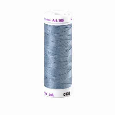 Mettler Cotton All Purpose Thread Ash Blue