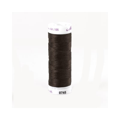 Mettler Cotton All Purpose Thread Dark Amber