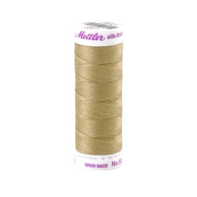 Mettler Cotton All Purpose Thread Dried Clay