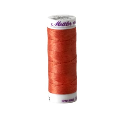 Mettler Cotton All Purpose Thread Reddish Ocher