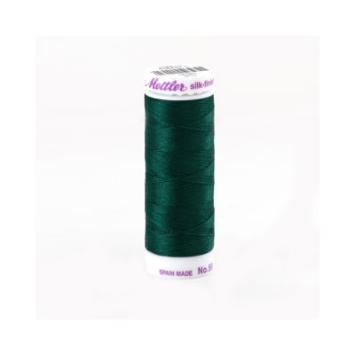 Mettler Cotton All Purpose Thread 3-ply 50wt 164YDS Evergreen