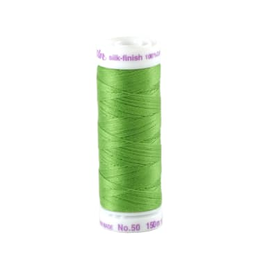 Mettler Cotton All Purpose Thread Erin Green