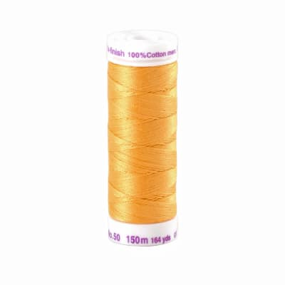 Mettler Cotton All Purpose Thread Shrimp