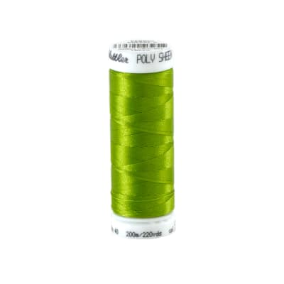 Mettler Polysheen Thread Erin Green