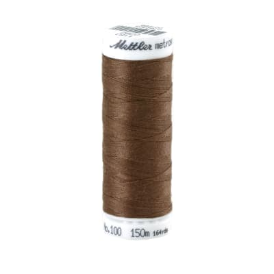 Mettler Metrosene Polyester All Purpose Thread Bark