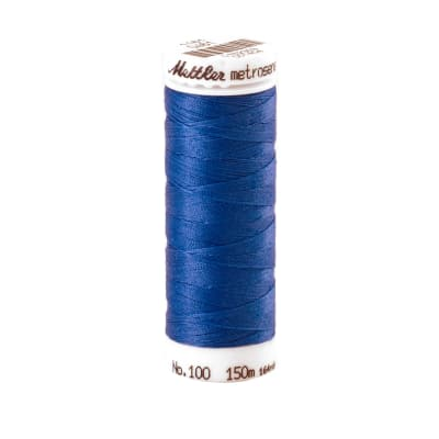Mettler Metrosene Polyester All Purpose Thread Blue