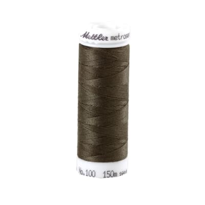 Mettler Metrosene Polyester All Purpose Thread Dark Stone
