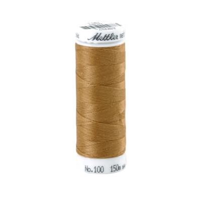 Mettler Metrosene Polyester All Purpose Thread Dark Tan