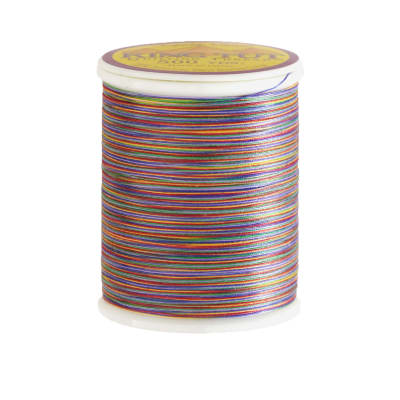 Superior King Tut Cotton Quilting Thread 3-ply 40wt 500yds Josephs Coat