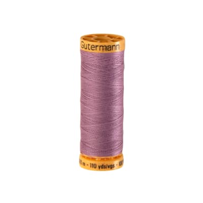 Gutermann Natural Cotton Thread 100m/109yds Orchid