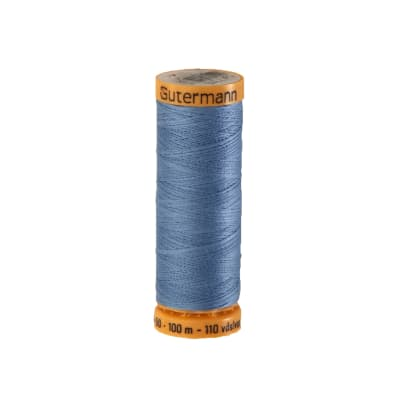 Gutermann Natural Cotton Thread 100m/109yds Light Blue