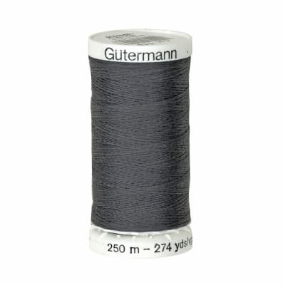 Gutermann Sew-all Polyester All Purpose Thread 250m/273yds Rail Grey