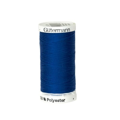 Gutermann Sew-all Polyester All Purpose Thread 250m/273yds Cobalt Blue