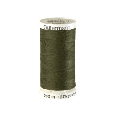 Gutermann Sew-all Polyester All Purpose Thread 250m/273yds Green Bay