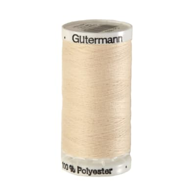 Gutermann Sew-all Polyester All Purpose Thread 250m/273yds Ivory