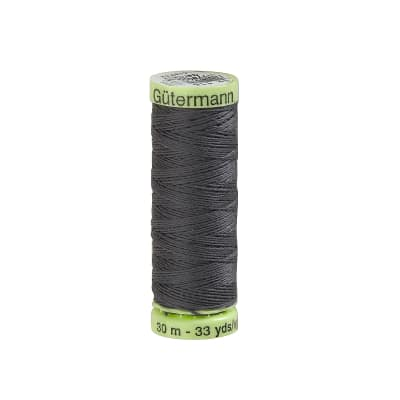 Gutermann Heavy Duty Polyester Topstitching Thread 30m/33yds Rail