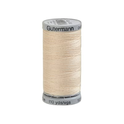 Gutermann Thread Extra Strong 110YD - Sand