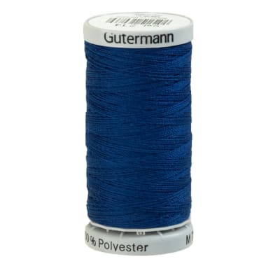 Gutermann Thread Extra Strong 110YD - Dark Midnight
