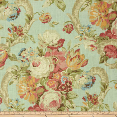 Waverly Spring Bling Vapor Discount Designer Fabric
