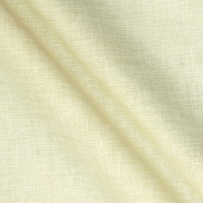 Quilter's Linen Print Ivory