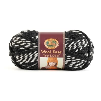 Lion Brand Wool-Ease Think & Quick Yarn Hoyas