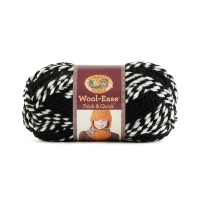 Lion Brand Wool-Ease Thick & Quick Yarn Tigers
