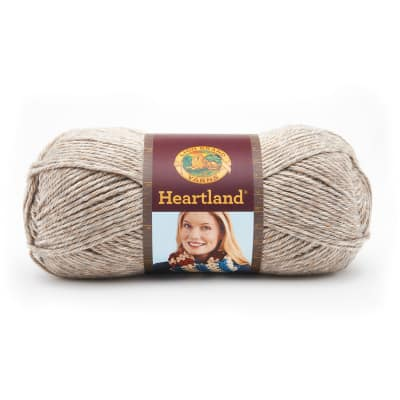Lion Brand Heartland Yarn Grand Canyon