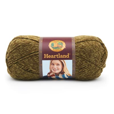 Lion Brand Heartland  Yarn Joshua Tree