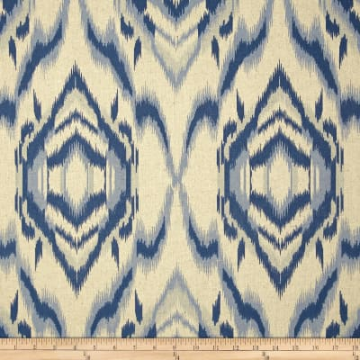 World Wide Ecuador Ikat Navy