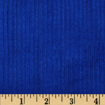 6 Wale Corduroy Royal