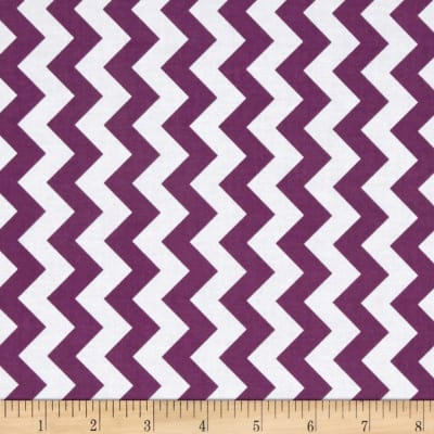 Riley Blake Small Chevron Purple