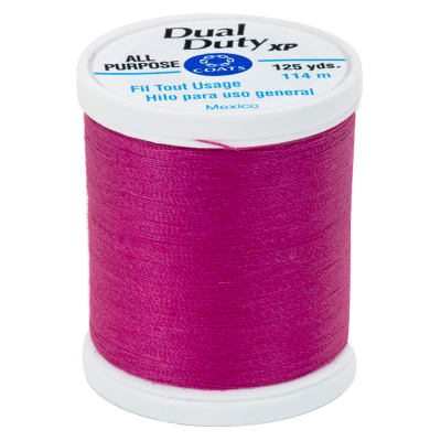 Coats & Clark Dual Duty XP 125yd Red Rose