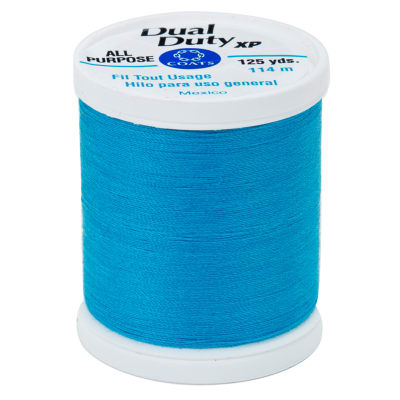 Coats & Clark Dual Duty XP 125yd Rocket Blue