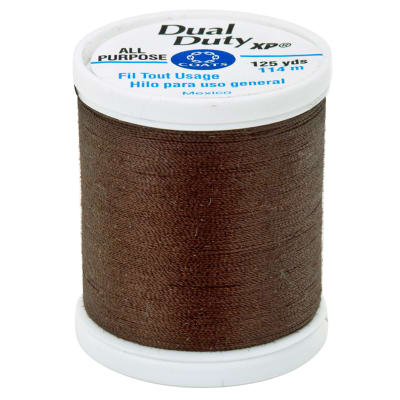Coats & Clark Dual Duty XP 125yd Chona Brown
