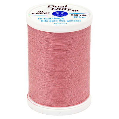 Coats & Clark Dual Duty XP 250yd Almond Pink