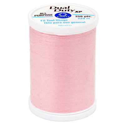 Coats & Clark Dual Duty XP 250yd Light Pink