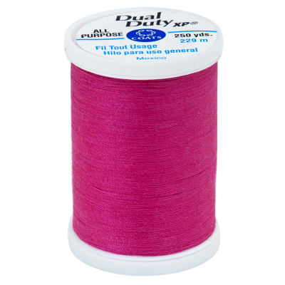Coats & Clark Dual Duty XP 250yd Red Rose